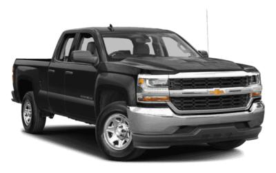 2017 Chevrolet Silverado 1500 4WD Crew Cab 153.0 LTZ w/2LZ $499/Mo