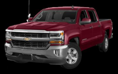 2017 Chevrolet Silverado 1500 4WD Crew Cab 153.0 Work Truck $399/Mo
