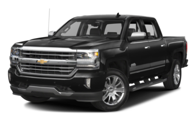 2017 Chevrolet Silverado 1500 4WD Crew Cab 153.0 High Country $559/Mo