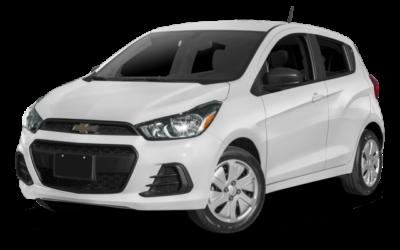 2017 Chevrolet Spark 5dr HB Man LS $169/Mo