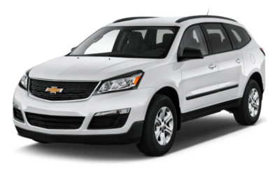 2017 Chevrolet Traverse LS $189/Mo