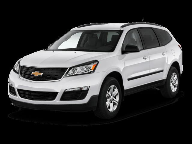 2017 Chevrolet Traverse LS $189/Mo