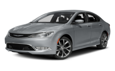 2017 Chrysler 200 LX $329/Mo