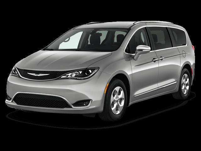 2017 Chrysler Pacifica LX $289/Mo