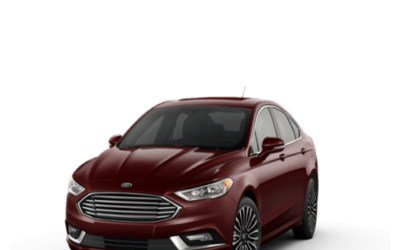 2017 Ford Fusion S $249/Mo