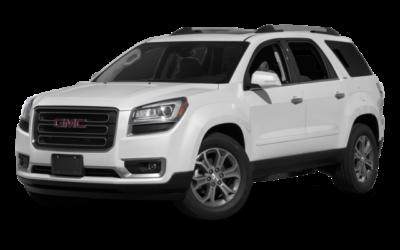 2017 GMC Acadia Limited $429/Mo