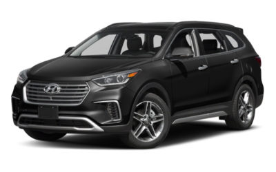 2017 Hyundai Santa Fe Limited Ultimate 3.3L Automatic AWD Lease $429/Mo