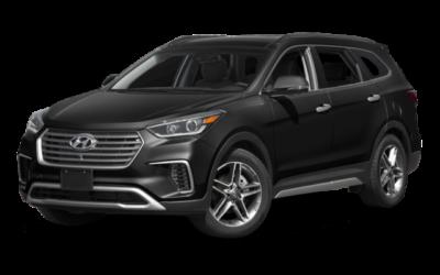 2017 Hyundai Santa Fe Limited Ultimate 3.3L Automatic AWD Lease $429/Mo