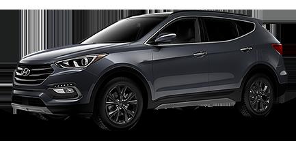 2017 Hyundai Santa Fe Sport 2.0T Automatic $329/Mo