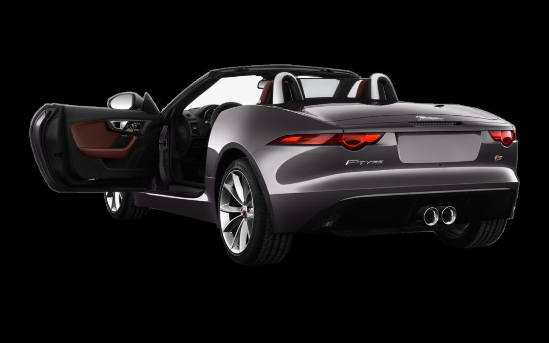 2017 Jaguar F-TYPE Convertible Manual S Lease $999/Mo