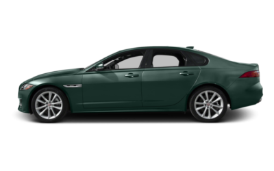 2017 Jaguar XF 35t AWD Lease $589 Mo