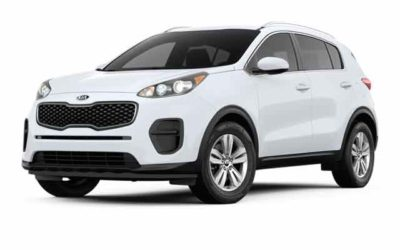 2017 Kia Sportage SX Turbo AWD Lease $299 Mo
