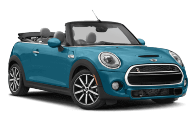 2017 MINI Convertible Cooper 2 Door Lease $269 Mo