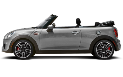 2017 MINI Convertible John Cooper Works Lease $289 Mo