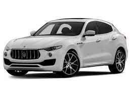 2017 Maserati Levante 3.0L Lease $1,519 Mo
