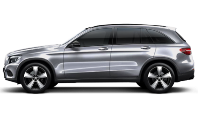 2017 Mercedes-Benz GLC 300 SUV Lease $429 Mo