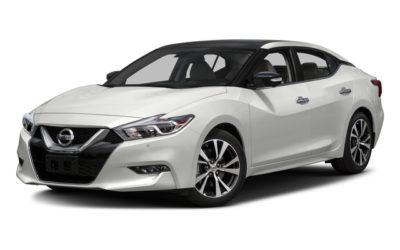 2017 Nissan Maxima S 3.5L Lease $329 Mo