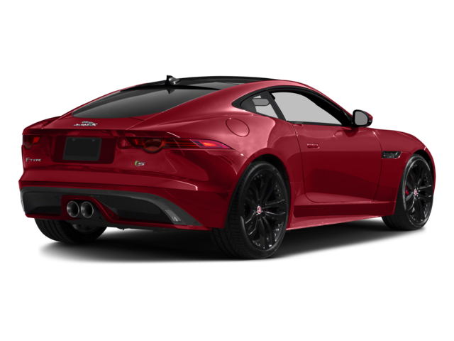 2017 Jaguar F Type Coupe Automatic S British Design