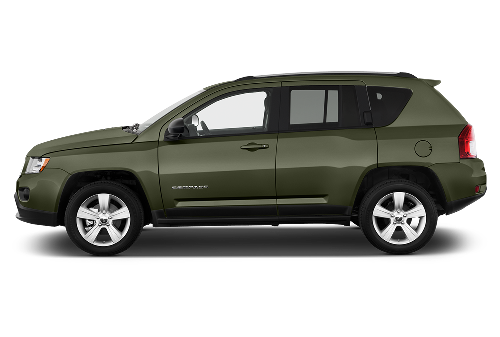 2017 Jeep Compass 75th Anniversary Edition FWD Lease $129 Mo