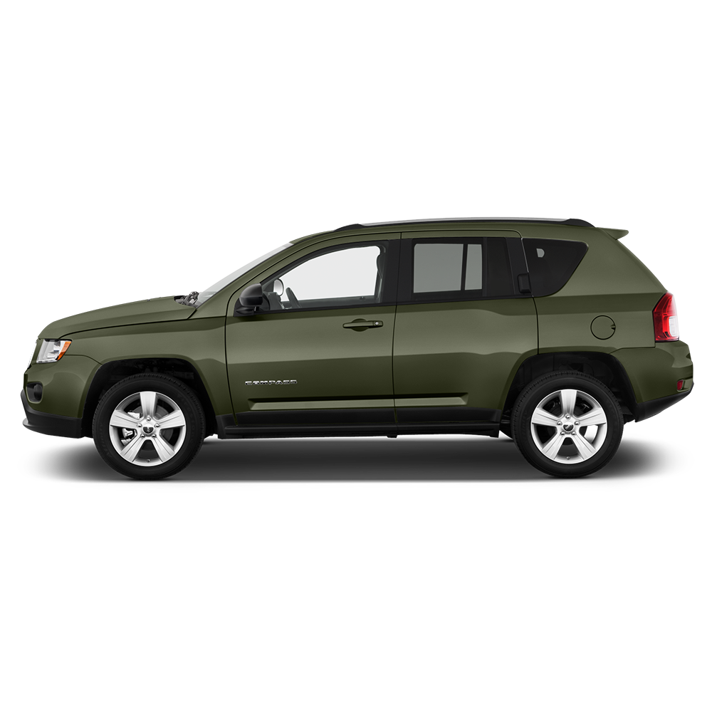 2017 Jeep Compass 75th Anniversary Edition FWD Lease $129