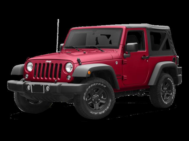 2017 Jeep Wrangler Sport 4×4 Lease $219 Mo