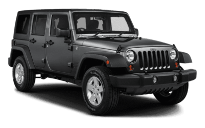 2017 Jeep Wrangler Unlimited Lease $229 Mo