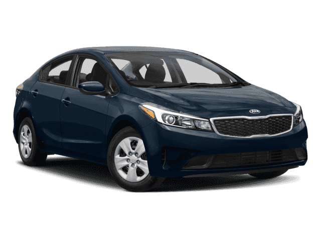 2017 Kia Forte LX Manual Lease $99 Mo