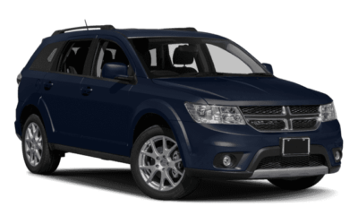 2017 Dodge Journey SXT AWD $399/Mo