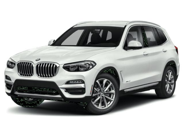 BMW X3 sDrive30i Sports Activity Vehicle