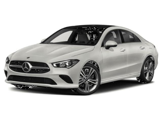 2020 Mercedes-Benz CLA CLA 250 Coupe Lease