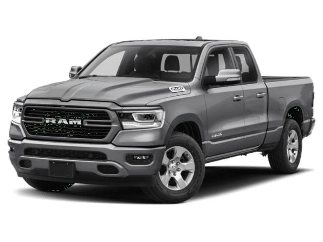 "2020 Ram 1500 Big Horn 4x2 Quad Cab 6'4"" Box Lease"
