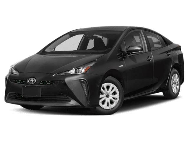 2020 Toyota Prius L Eco (Natl) Lease