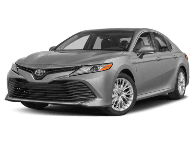 2020 Toyota Camry SE Auto (Natl) Lease