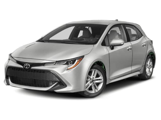 2020 Toyota Corolla Hatchback SE CVT (Natl) Lease