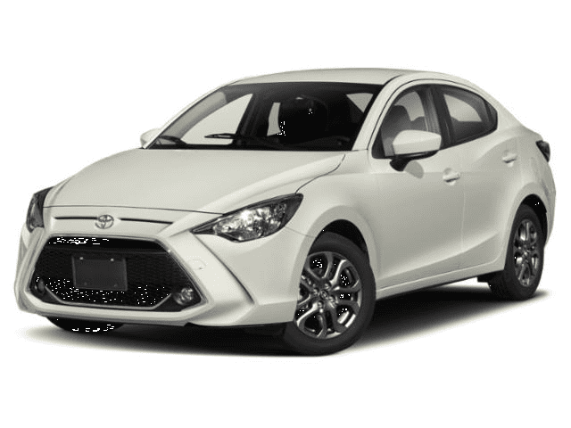 2020 Toyota Yaris Hatchback LE Auto (Natl) Lease