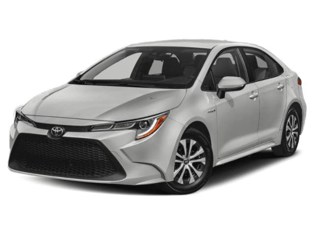 2020 Toyota Corolla SE CVT (Natl) Lease
