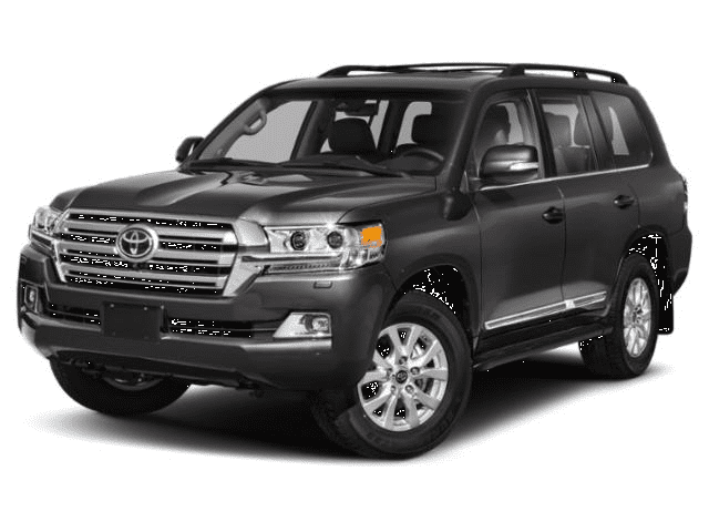 2020 Toyota Land Cruiser 4WD (Natl) Lease