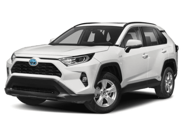 2020 Toyota RAV4 LE FWD (Natl) Lease