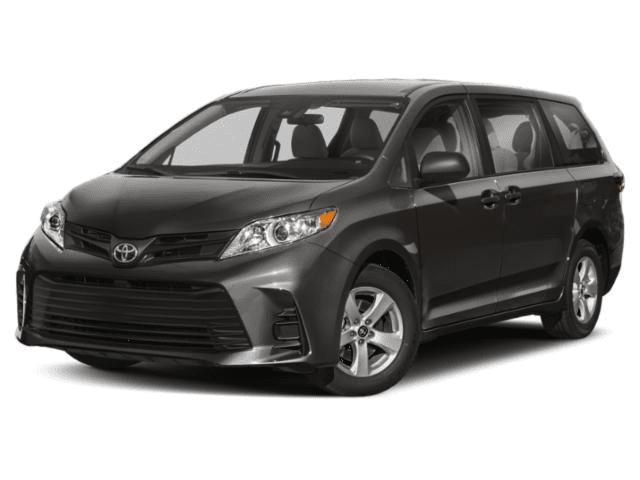 2020 Toyota Sienna L FWD 7-Passenger (Natl) Lease