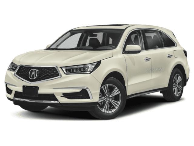 Acura MDX SH-AWD 6-Passenger w/Technology/Entertainment Pkg