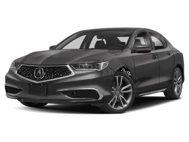 Acura TLX 3.5L FWD w/A-Spec Pkg Red Leather