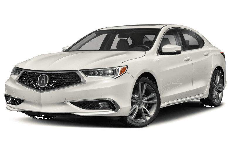 Acura TLX 3.5L SH-AWD w/A-Spec Pkg Red Leather