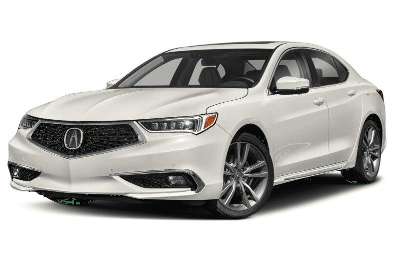 Acura TLX 3.5L SH-AWD w/Advance Pkg