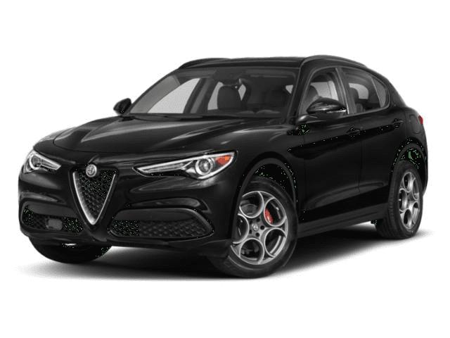 Alfa Romeo Stelvio RWD