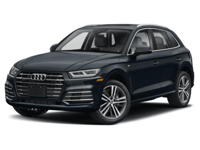 Audi Q5 Titanium Premium Plus