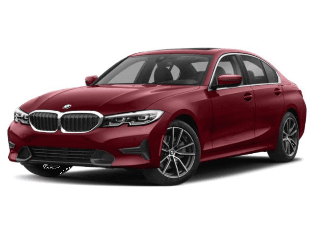 BMW 3 Series 330i xDrive Sedan North America