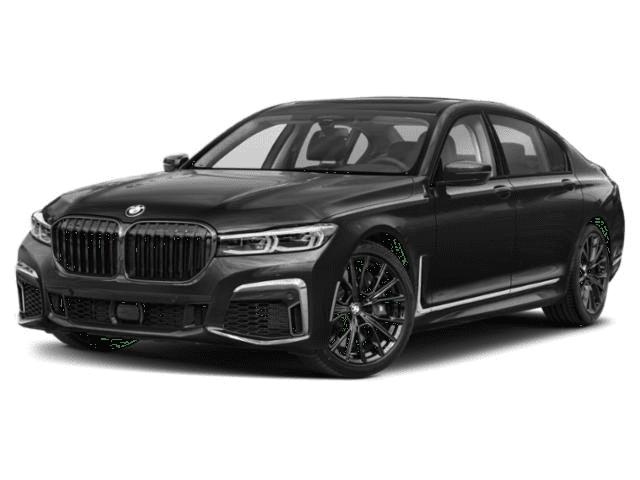 BMW 7 Series M760i xDrive Sedan