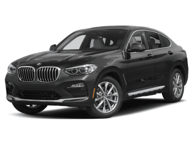 BMW X4 M Sports Activity Vehicle
