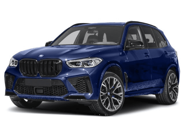 BMW X5 M Sports Activity Vehicle