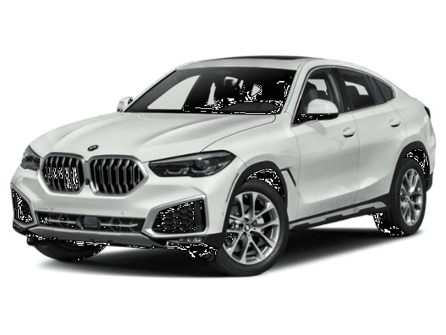 BMW X6 M50i Sports Activity Coupe